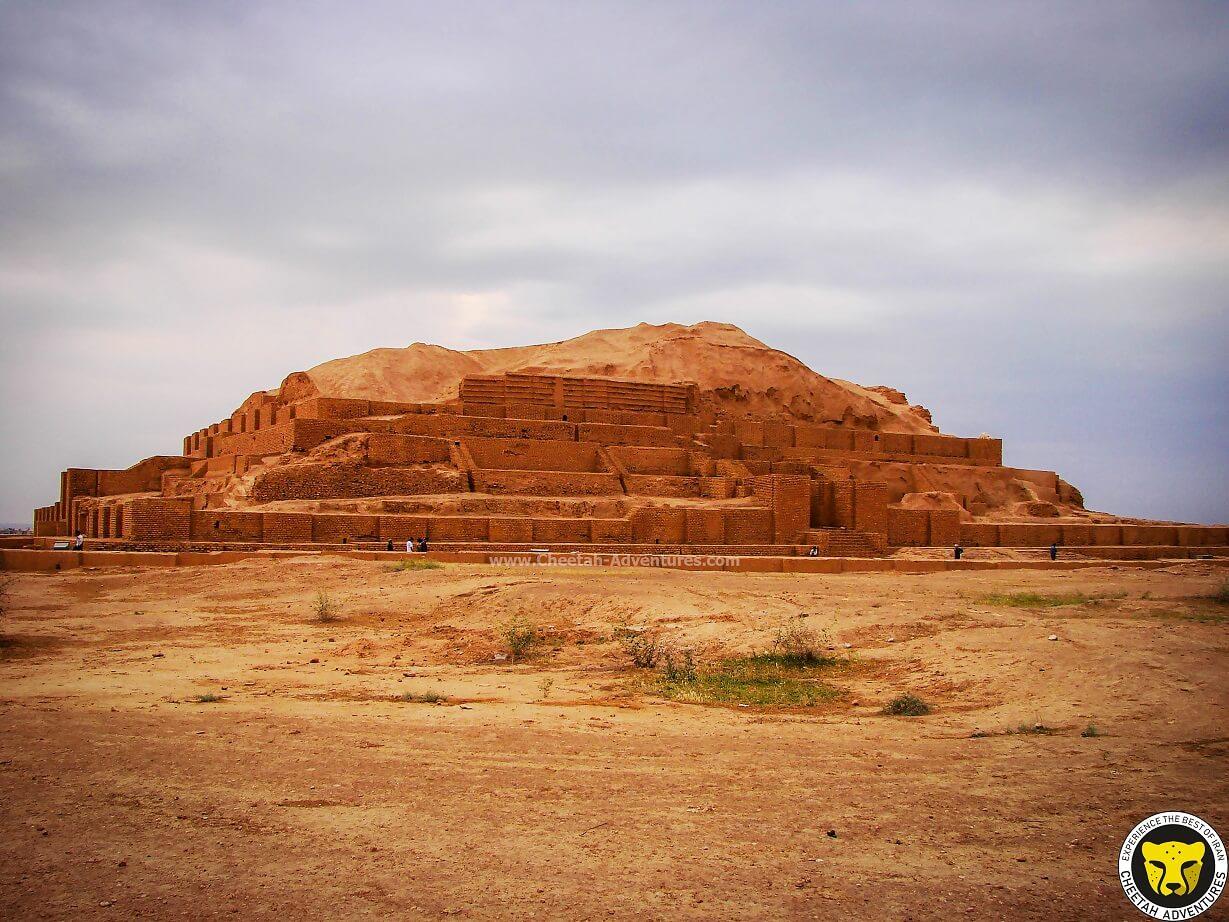 Tchogha Zanbil Chogha Zanbil Khuzesten visit iran tour travel guide attractions things to do destinations Cheetah adventures