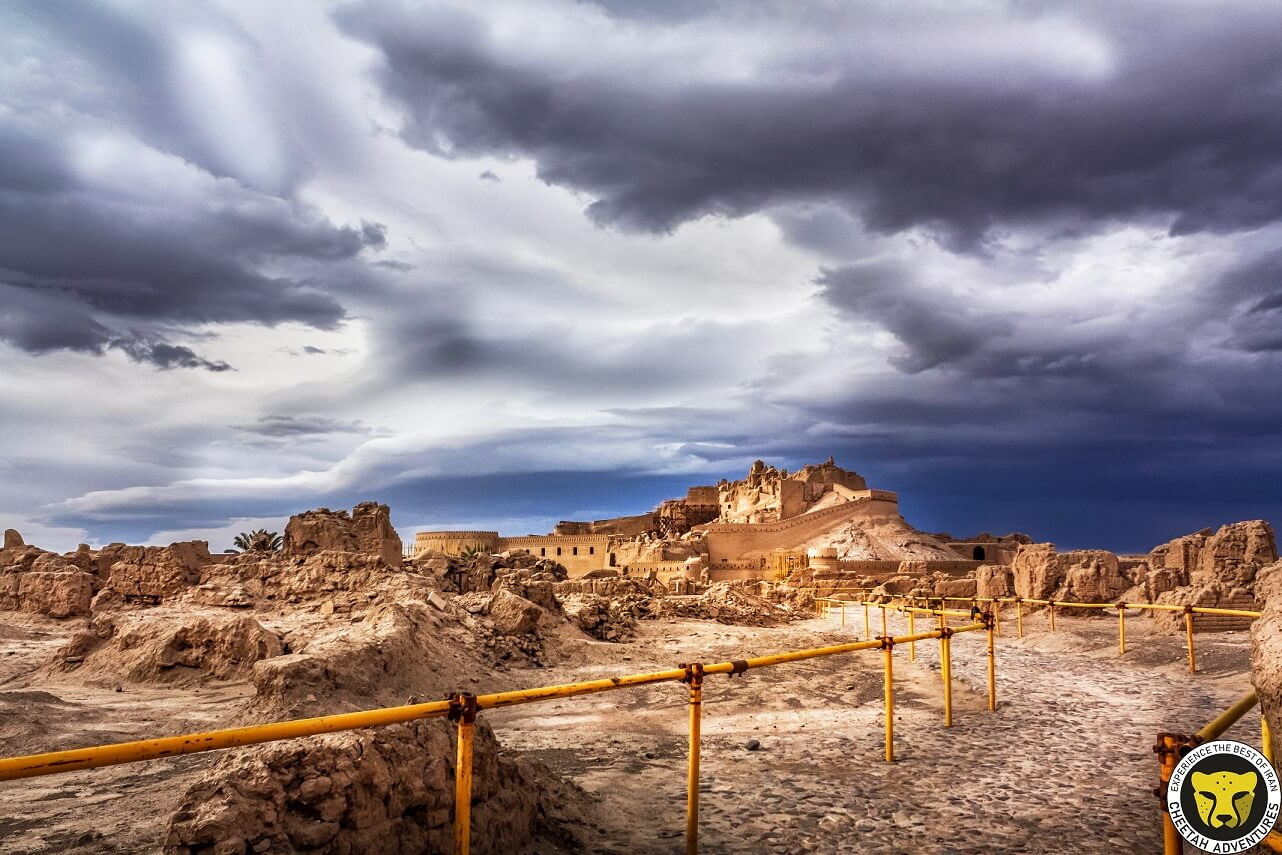 bam and its cultural landscape Kerman visit iran tour travel guide attractions things to do destinations Cheetah adventures