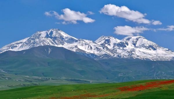 mount sabalan mountain trekking tour ardabil iran travel guide attractions things to do destinations Cheetah adventures