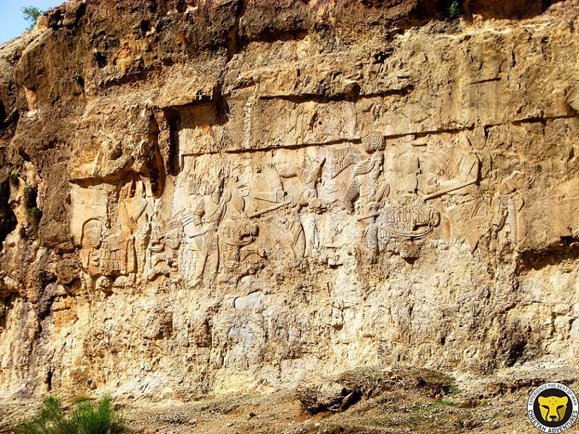 Ardashir Victory Relief visit iran tour travel guide attractions things to do destinations Cheetah adventures