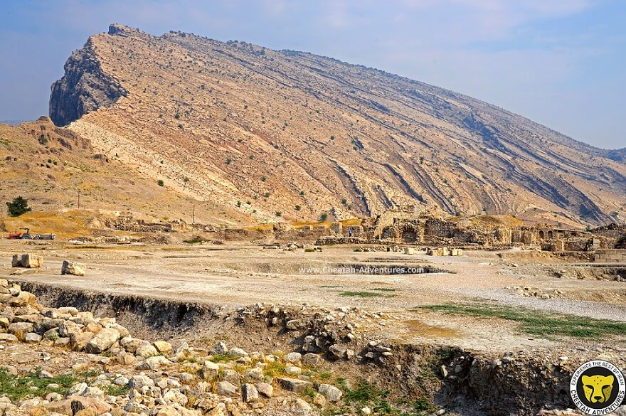 City of Bishapur visit iran tour travel guide attractions things to do destinations Cheetah adventures