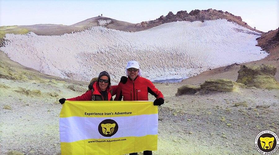 Damavand_Volcanic_Crater_Damavand_Summit_Lake_Cheetah_Adventures_Damavand_trekking