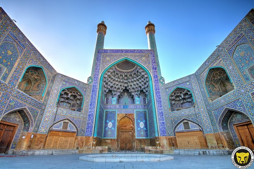 Imam (Shah) Mosque isfahan visit iran tour travel guide attractions things to do destinations Cheetah adventures