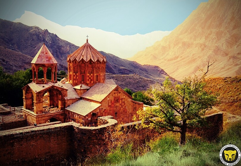 Monastery of Saint Stepanos visit iran tour travel guide attractions things to do destinations Cheetah adventures