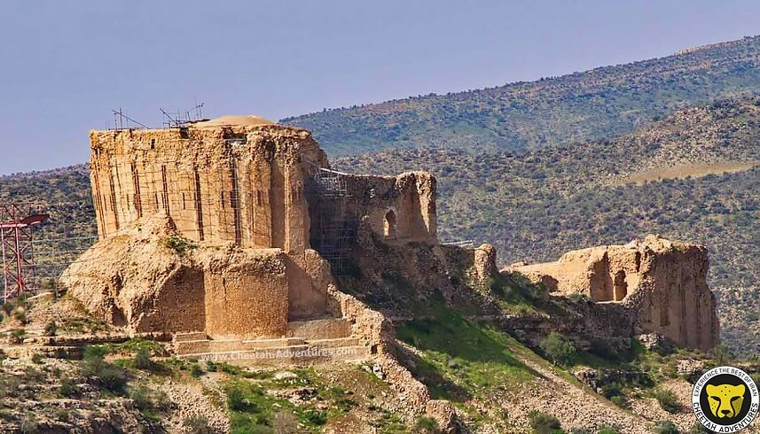 Qal'eh Dokhtar visit iran tour travel guide attractions things to do destinations Cheetah adventures
