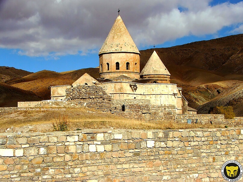 Saint Thaddeus Cathedral visit iran tour travel guide attractions things to do destinations Cheetah adventures