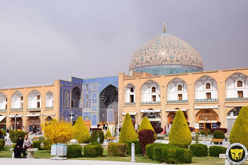 Sheikh Lotfollah Mosque isfahan visit iran tour travel guide attractions things to do destinations Cheetah adventures