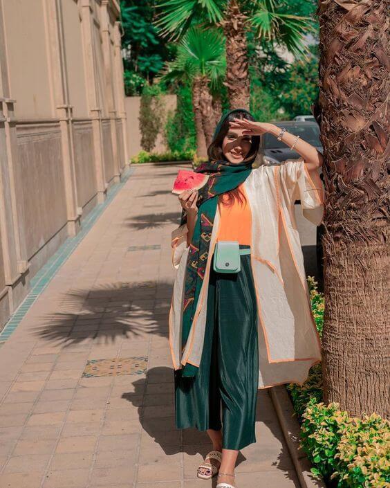 iran dress code fasion in Iran dressing female modern iranian women (2)
