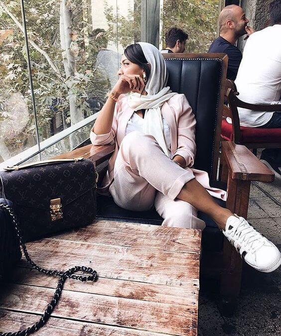 iran dress code fasion in Iran dressing female modern iranian women (6)