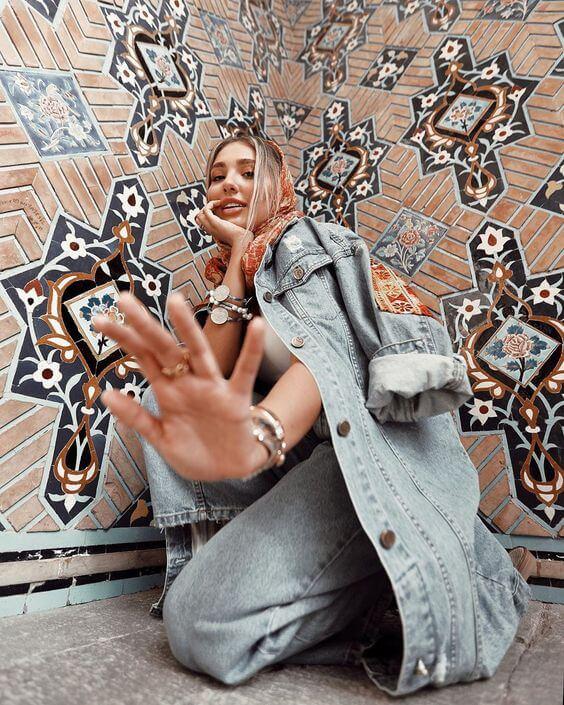 iran dress code fasion in Iran dressing female modern iranian women (7)
