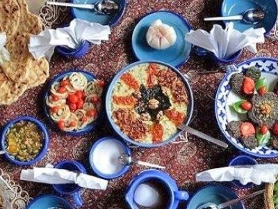 Iran Culinary tour Iran food day tour Iranian cuisine tour package