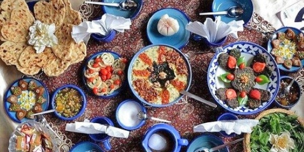 Iran Culinary tour Iran food day tour Iranian cuisine tour package