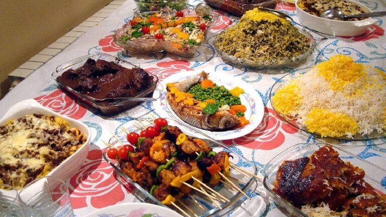Iran Culinary tour Iran food tour Iranian cuisine 9