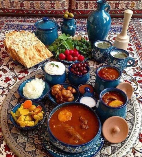 Iran Culinary tour Iran food tour Iranian persian cuisine 33