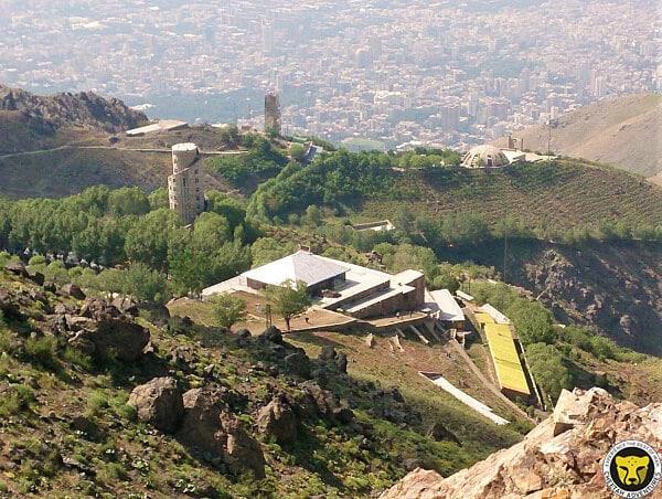 Kolakchal camp Mount Tochal tehran iran mountain trekking tour iran travel guide attractions things to do destinations Cheetah adventures