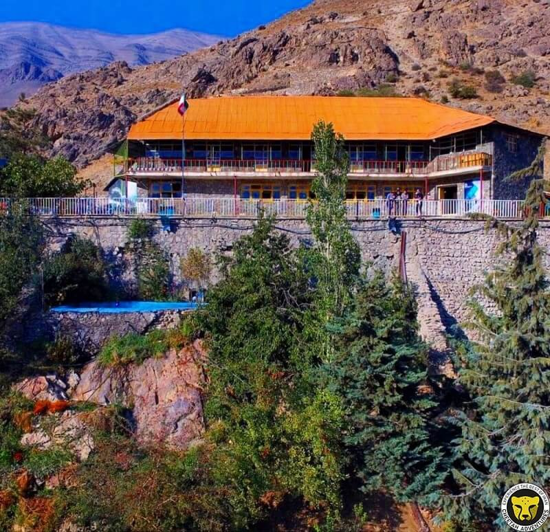 Palangchal hut Mount Tochal tehran iran mountain trekking tour iran travel guide attractions things to do destinations Cheetah adventures