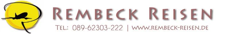 Rembeck reisen logo