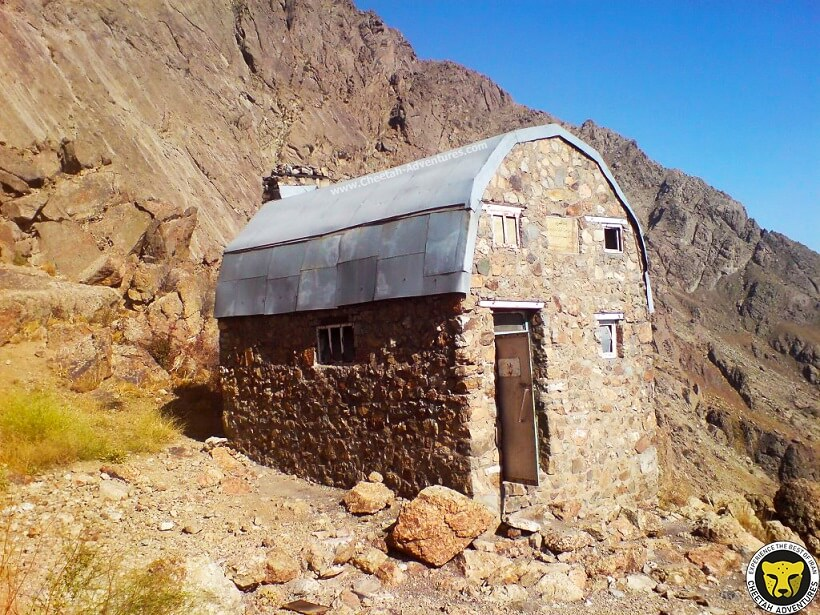 Shervin or Spilet Shelter Mount Tochal tehran iran mountain trekking tour iran travel guide attractions things to do destinations Cheetah adventures