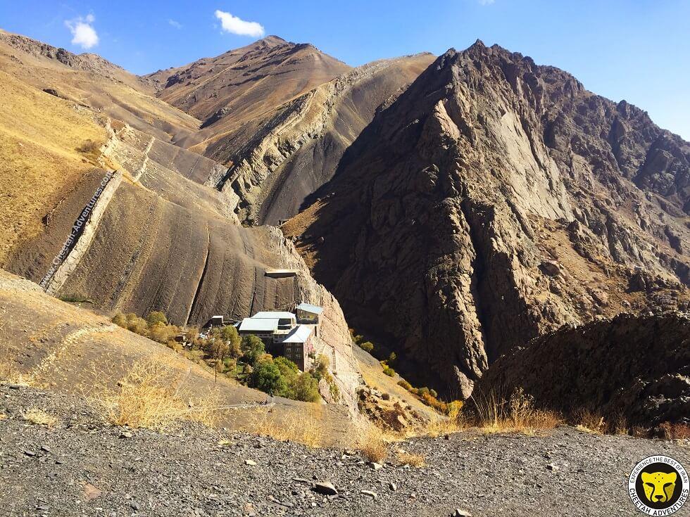 Shirpala hut Mount Tochal tehran iran mountain trekking tour iran travel guide attractions things to do destinations Cheetah adventures