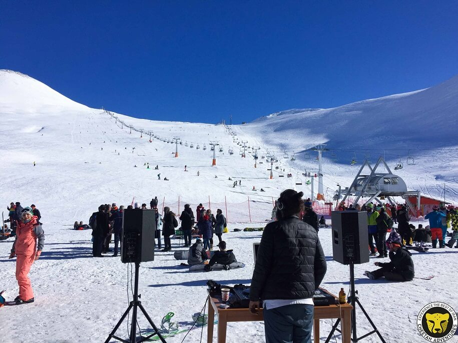tochal ski resort Mount Tochal tehran iran mountain trekking tour iran travel guide attractions things to do destinations Cheetah adventures