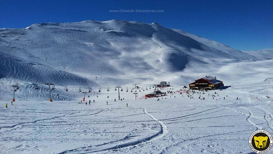 hotel tochal ski resort Mount Tochal tehran iran mountain trekking tour iran travel guide attractions things to do destinations Cheetah adventures