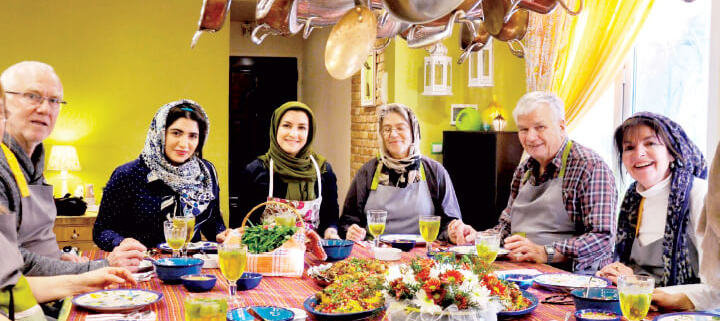 Iranian Hospitality Tour Iran tour culture cultural tour of iran guest host cheetah adventures 2