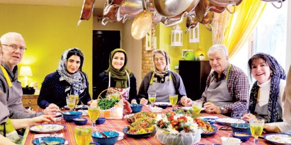 Iranian Hospitality Tour Iran tour culture cultural tour of iran guest host cheetah adventures 2
