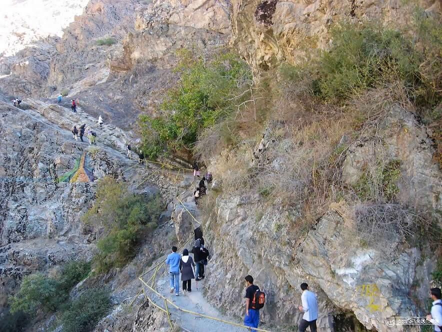 Tochal Trekking Routes Mount Tochal tehran iran mountain trekking tour iran travel guide attractions things to do destinations Cheetah adventures