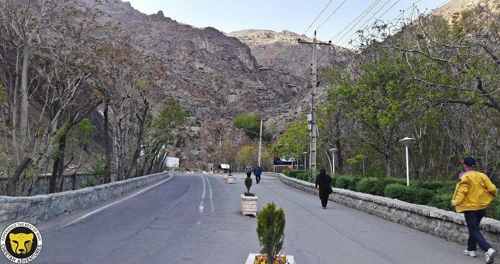 Tochal complex Bame Tehran Mount Tochal tehran iran mountain trekking tour iran travel guide attractions things to do destinations Cheetah adventures