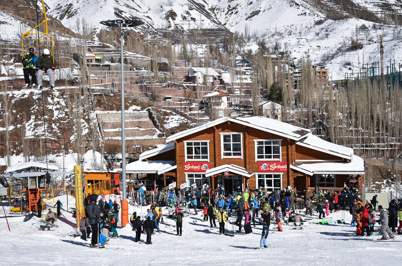 darbandsar ski resort iran ski resorts skiing in iran dizin shemshak tochal iran ski tour 2 3