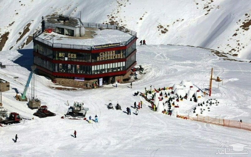 dizin ski resort iran ski resorts skiing in iran dizin shemshak tochal iran ski tour 2 31