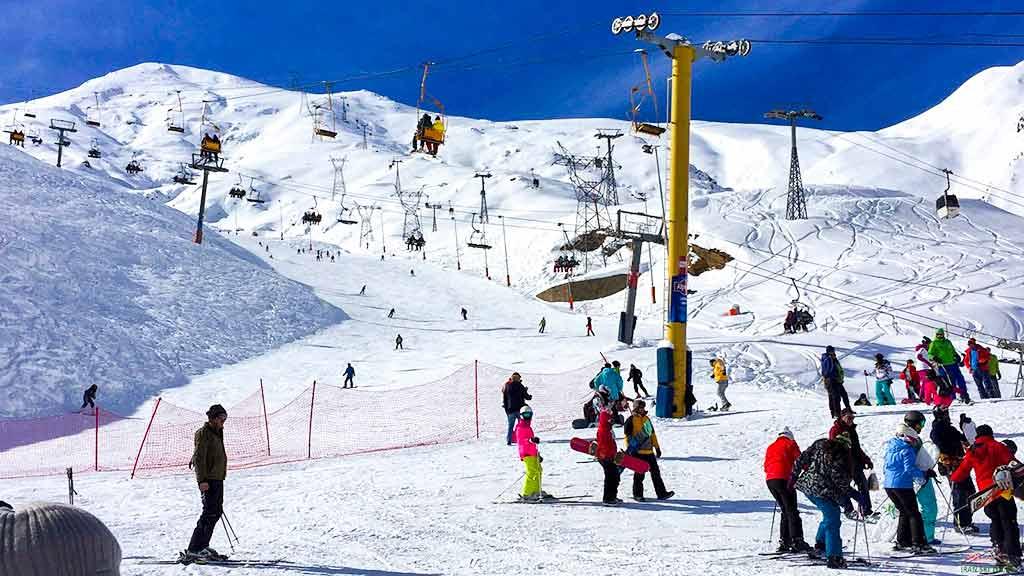iran ski resorts skiing in iran dizin shemshak tochal iran ski tour 2 361