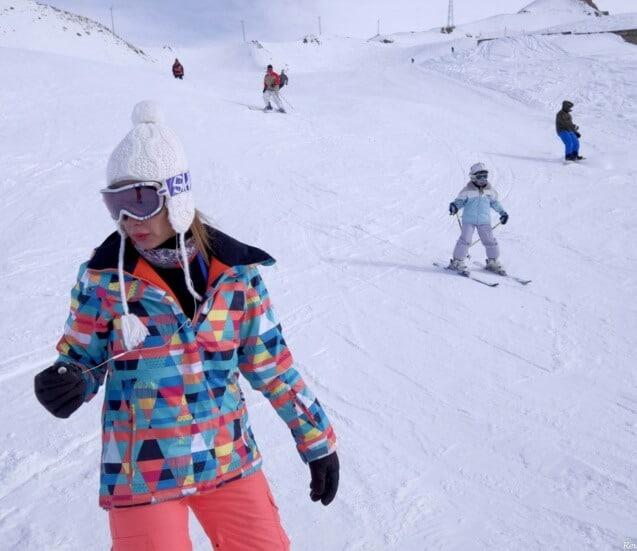 iran ski resorts skiing in iran dizin shemshak tochal iran ski tour 2