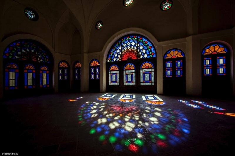 mostafa-meraji-kashan iran desert tour iran destinations iranian architecture