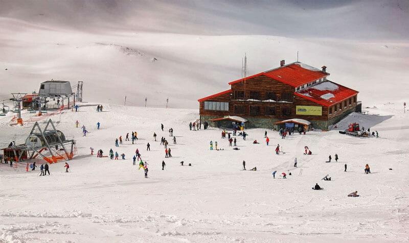 tochal ski resort iran ski resorts skiing in iran dizin shemshak tochal iran ski tour 2 33