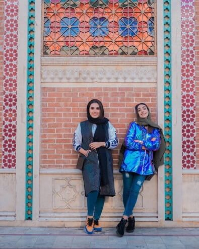Colorful-clothes-iran-dress-code-how-to-wear-like-iranians-small women dress code in iran
