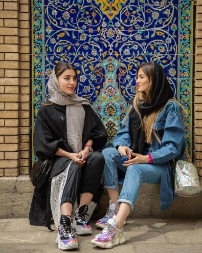 Why iranian people are so beautiful