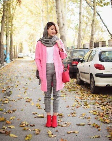 Manteau-iran-dress-code-how-to-wear-like-iranians- women dress code in iran 2